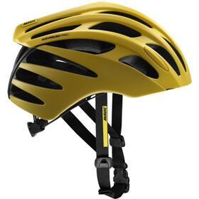 Mavic Ksyrium Pro MIPS Kask rowerowy Mężczyźni, sulphur/jet black